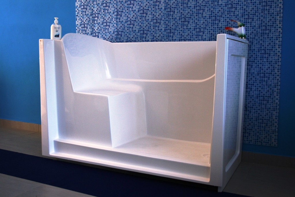 Sicurbagno vasche con sportello - Doccia senza porta ...